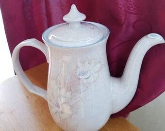 Denby Tasmin Coffee Pot