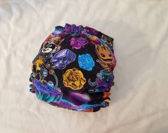 Guardian of the Galaxy diaper