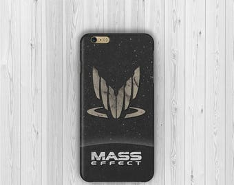 ON SALE Mass Effect Spectre Phone Case - iPhone 7, iPhone 6s, 6, Plus, 5, Samsung Galaxy S7, S6, S5 cover