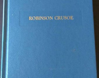 Robinson Crusoe , 1963 , Daniel Defoe , Life and Strange Surprising Adventures