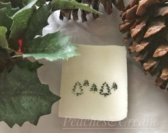 Tahoe Soap - Fir needle Soap - Eucalyptus Soap