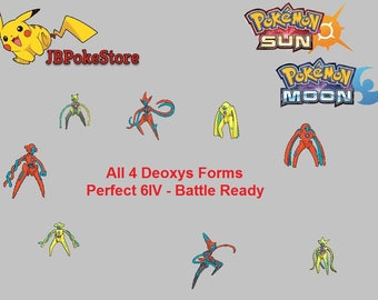 how to get deoxys in pokemon sun and moon