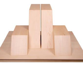 Wooden Desktop Computer