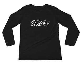 Wifey Ladies' Long Sleeve T-Shirt