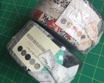 Jelly Rolls: Moda Fabrics