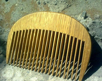 Hair crest, Wooden comb, Wooden crest, Decorative Combs, Hair accessories, Natural materials, Eco friendly item
