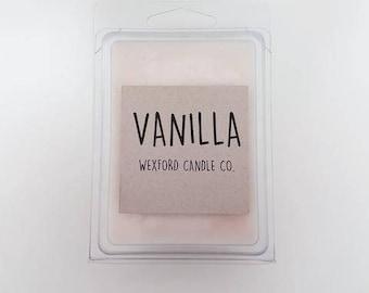 Wax Melt - Vanilla - Wax Tart - Wax Melts - Melts - Wax Tarts - Wax Melter - Gifts For Her - Mom Gift - Housewarming Gift