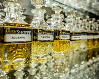 Accento Concentrated Perfume Oil / Attar / Fragrance inspired by Sospiro
