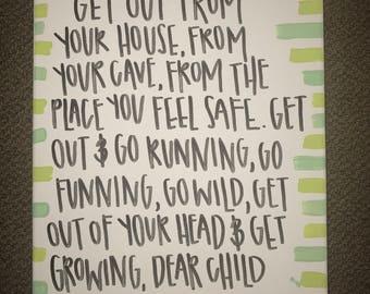 Wild Child Quote