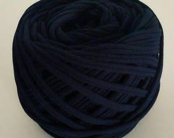 Navy T-shirt Yarn