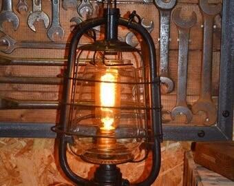 LUCILE | lampe tempête | lantern lamp