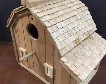 Birds-Dulex Birdhouse