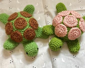 Toy Turtle Plush