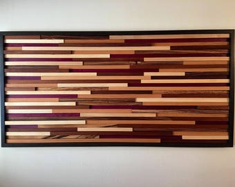 Wood wall art, wooden art, wall art, wall decor, reclaimed wood art, modern art, wood sculpture, wood wall art decoration, wall decor,