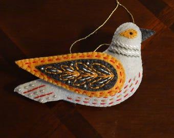 Twelve Days of Christmas Turtle Dove