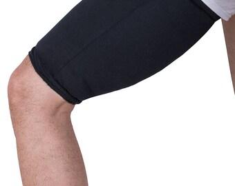Men padded thighs