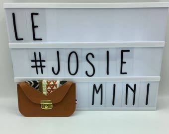 Josie ethnic Tan Leather