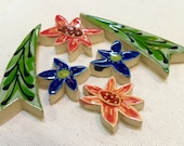 Assorted Flowers Handmade...