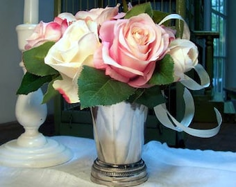 Julep Cup with Roses