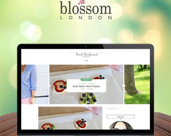 Fashion Blog, Style Blog, Website Design, Home Decor Blog, Blogging Website, Wordpress Website, Fully functional Website, Custom Website