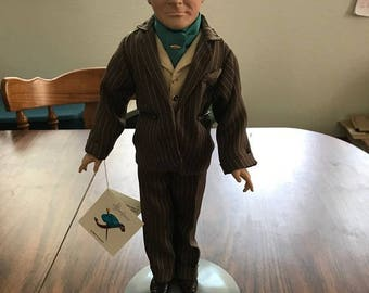 Effanbee 1987 James Cagney Doll