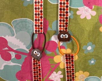 Ribbon Bookmarks  *Free Shipping*