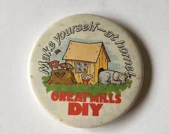 Make yourself a home badge