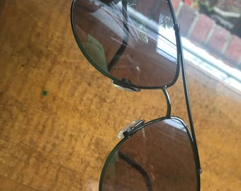 VINTAGE Christian Dior Aviator sunglasses