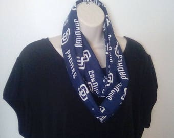 San Diego Padres Infinity Style Scarf