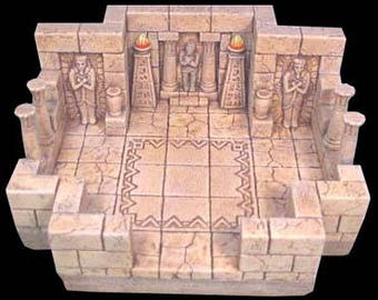 Desert Tomb Mummy Shrine
