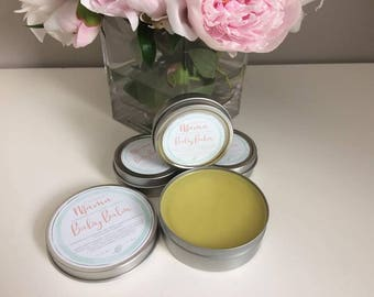 Baby Balm, Bum Balm, Belly Balm, Organic lotion, Natural lotion, Caledula, Infused Oils, Chamomile lotion, Eczema salve, Rash cream, Burns