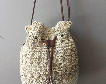 Handmade Summer Boho Style Bag