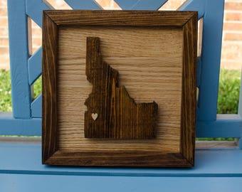 Framed State Art (Any State)