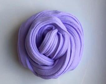 lavender daiso butter slime