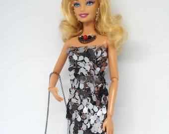 Barbie Dress, Barbie Dresses, Fashion Doll Dresses, Doll Dresses, Doll Dresses, Fashion Doll Dresses, Fashion Barbie.