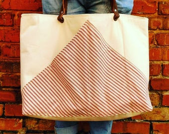 Tracy Grocery tote