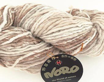 Noro - Transitions - One skein of yarn (100 grams) - Caramel Sundae - Colour: 19 (Skein A)