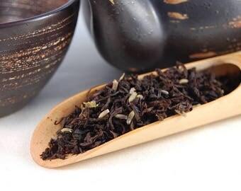 Lavender Earl Grey, Loose leaf tea, 75g re-sealable pouch, Earl Grey, Lavender, Welsh Tea