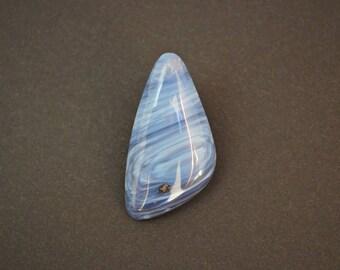 Tengezite (tengizite)  cabochon  43 x 22 x 6 mm