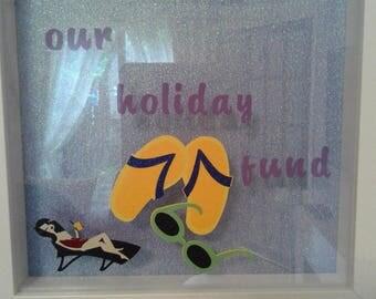Holiday fund saving bank