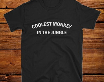 Coolest Monkey in the Jungle Controversial H&M T-Shirt