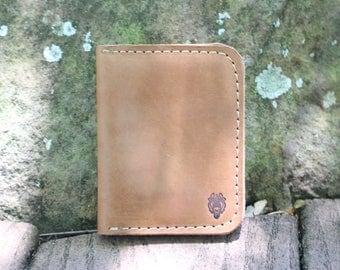 15% OFF! Mens Wallet, Mens Leather Wallet, Bifold Wallet, Thin Wallet, Handmade in Alabama, Bison Bifold Wallet, SALE TODAY!