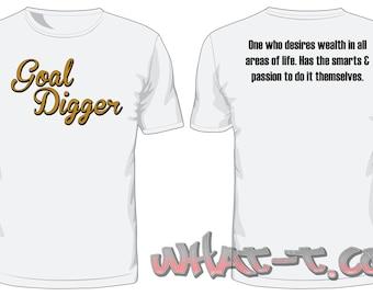 Gold Digger TShirt