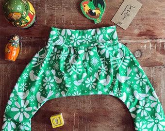 free bird stretch harem pants