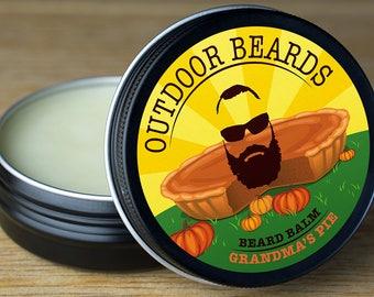 Outdoor Beards Beard Balm - Grandma's Pie
