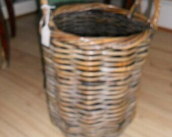 Lovely Old Log Basket