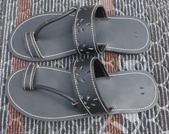 African Male Sandals