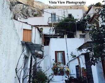 Athens, Greece Streets