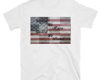 United We Stand Short-Sleeve Unisex T-Shirt