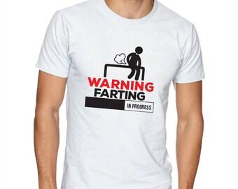 Warning Farting in Progress